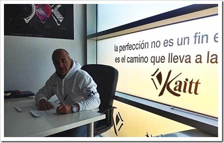 """Kaitt Labs"" abre sus puertas. La firma Kaitt abrirá su propio centro de investigación."