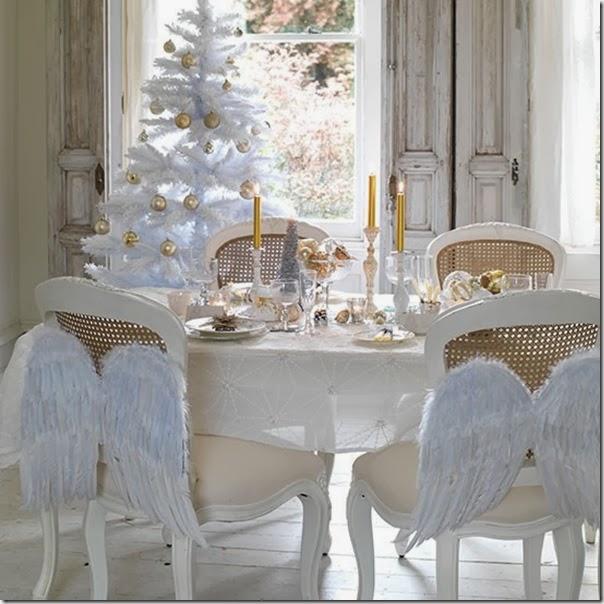 10 tavole addobbate per le feste case e interni - Decorazioni per interni case ...