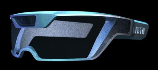meta one - space glasses