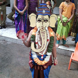 Ganesh Chaturthi Celebrations @ Kukatpally Branch