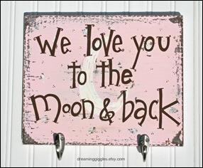 pink moon hooks