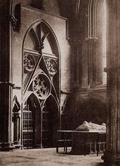 Frederick Evans-York Minster