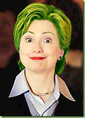 hillary joker