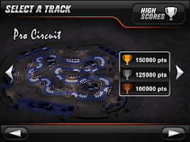 Screenshot of Drift Mania Championship