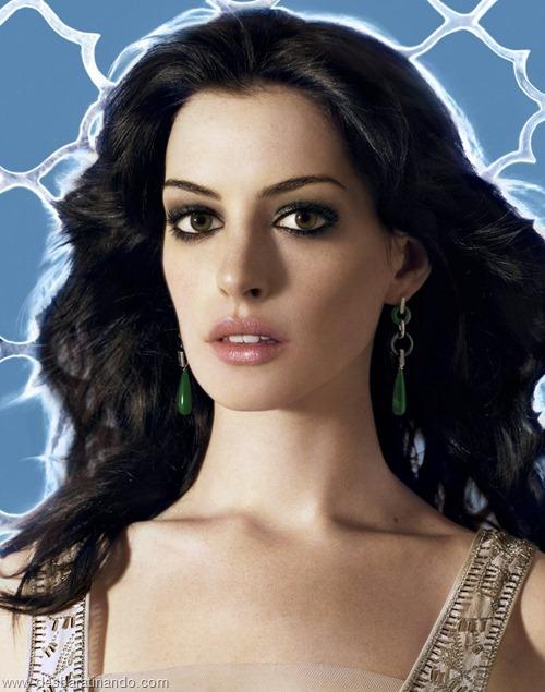 anne hathaway linda sensual sexy desbaratinando  (6)