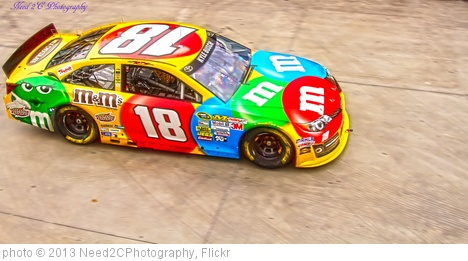 'NASCAR Kyle Busch' photo (c) 2013, Need2CPhotography - license: http://creativecommons.org/licenses/by/2.0/
