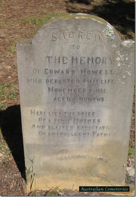 Buckland Headstone