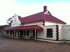 Jul 11 - Quorn Station on the old Ghan Railway Line
