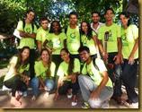 Agentes de Cultura e Cidadania estão desempenhando trabalhos nos bairros Foto ASCOM FICC
