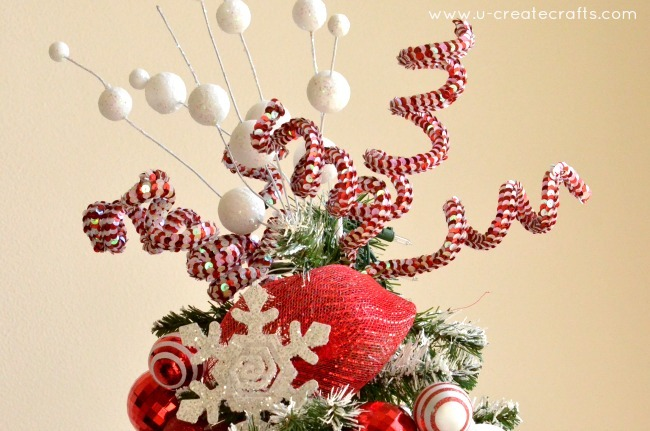 Christmas Tree Topper at U Create