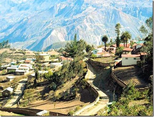 Provincia La Paz, Bolivia