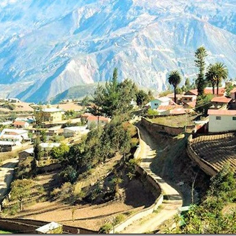 La provincia Muñecas (La Paz)