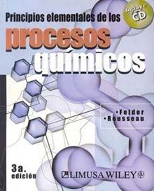 principios elementales de los procesos quimicos