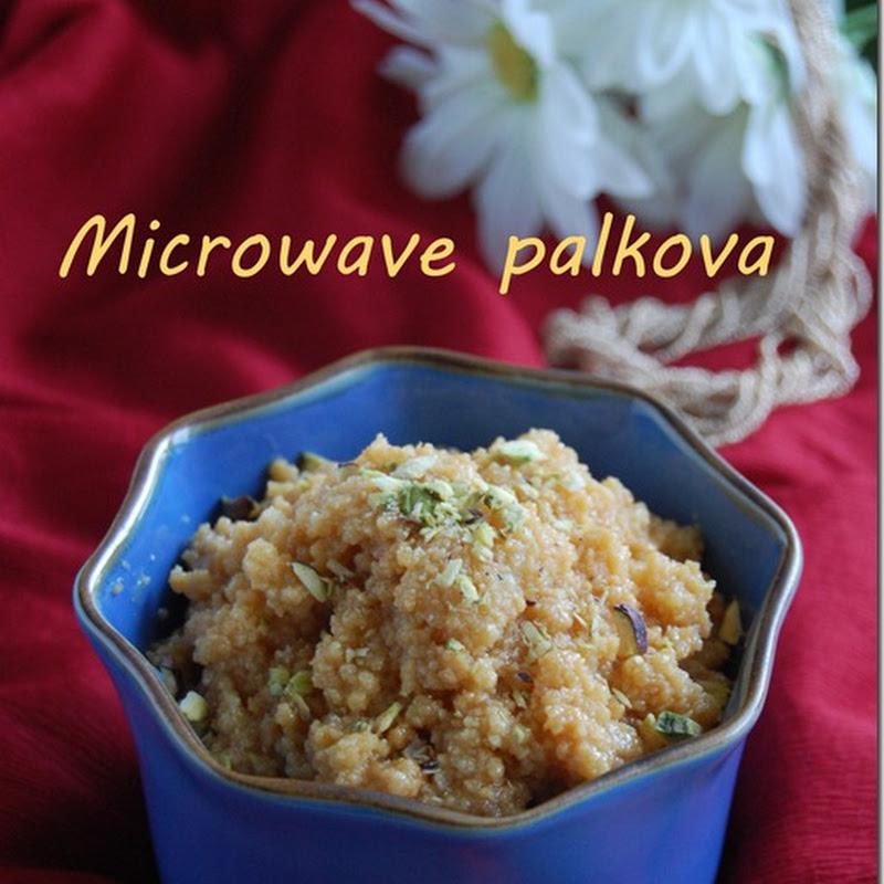 Microwave palkova