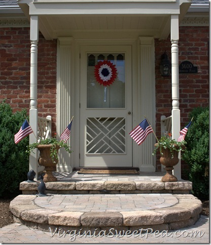 Patriotic Door3