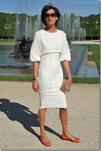 Ines de la Fressange Chanel 2012 13 Cruise C1Wpc4FDWtml