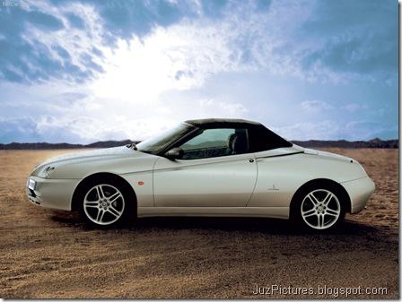 Alfa Romeo Spider4