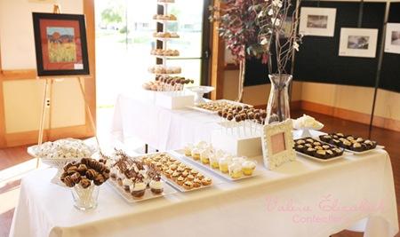 Semplicemente Perfetto dessert-table