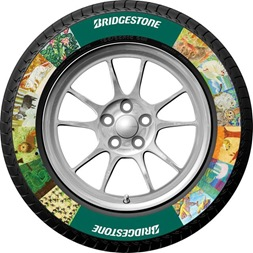 Bridgestone-Custom-Colored-Tires