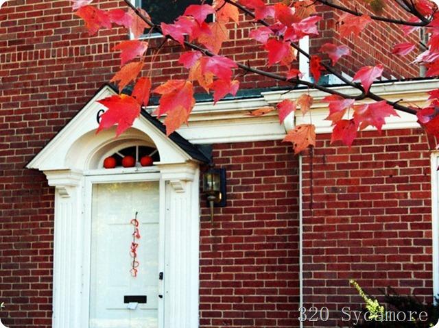 fall house 4