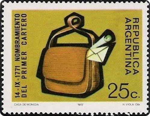 día argentino cartero