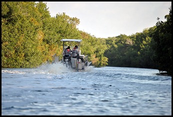 03b - rangers heading to Coot Bay Lake