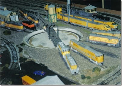 02 LK&R Layout at the Triangle Mall in February 1999
