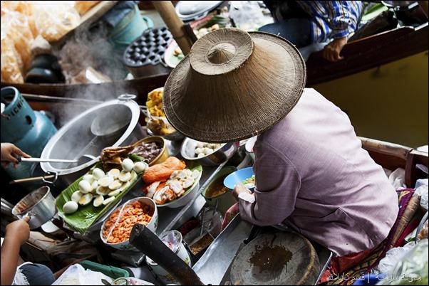 الطعام التايلاندي