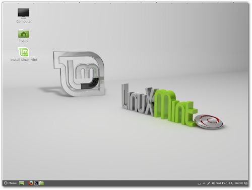 Linux Mint Debian 201303