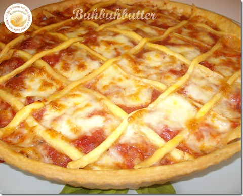 Crostata di pizza 2