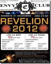 revelion 2012-envy club
