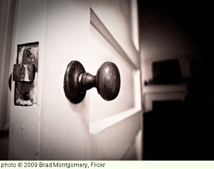 'The Door' photo (c) 2009, Brad Montgomery - license: http://creativecommons.org/licenses/by/2.0/