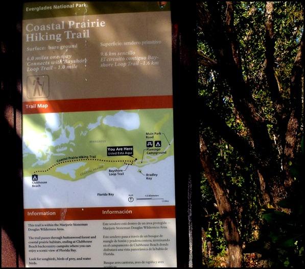04a - Bay Shore Loop Trail Sign