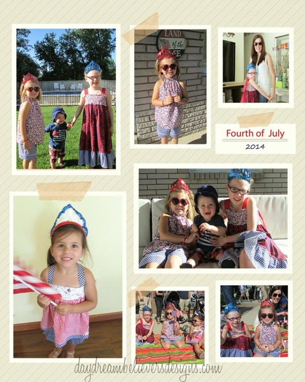 Fourth of July 2014 Parade Pictures _ What to wear to the Fourth of July Parade