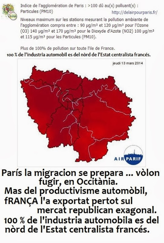 pollucion francesa