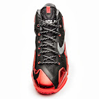 nike lebron 11 gr black red 6 14 nike inc New Photos // Nike LeBron XI Miami Heat (616175 001)