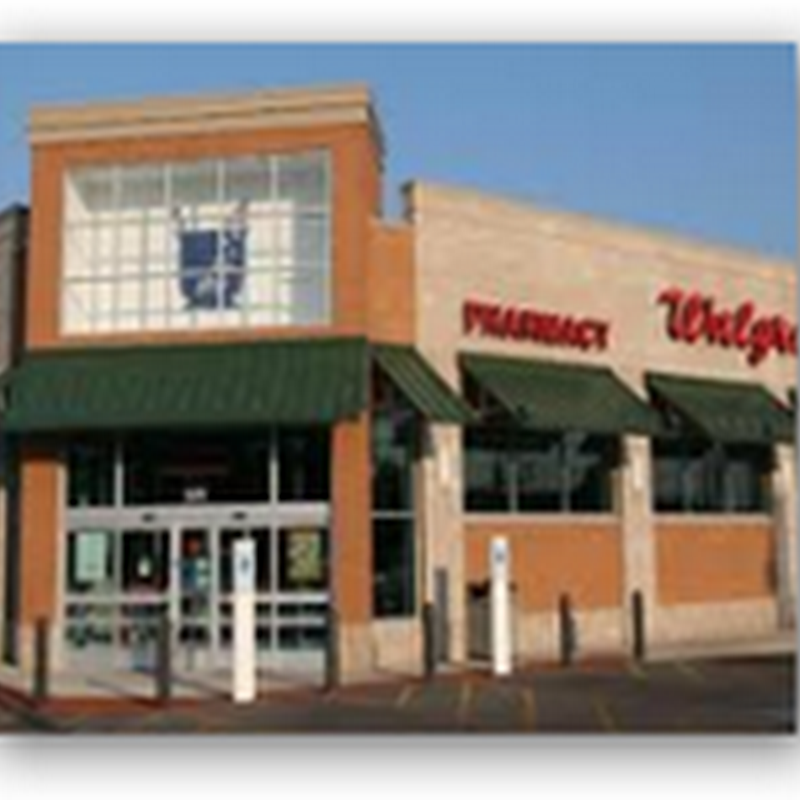 Walgreens Expands Take Care EHR Medical Records to be Available at All Drug Store Locations for Reference–Not For Me I'd Rather Use My PHR And Choose What I Want To Share…