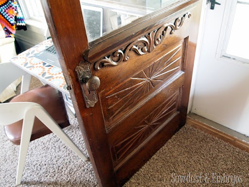 Stripping and Staining Interior Doors Sawdust \u0026 Embryos & Tutorial on Stripping the Cracks and Crevices of your DETAILED ...
