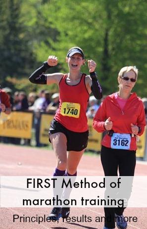 Understanding the FIRST method of marathon training