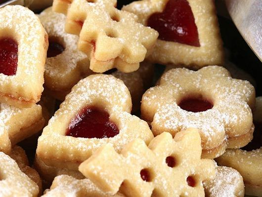 Картинка: сладкое печенье
