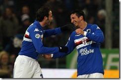 sampdoria sancionado en italia
