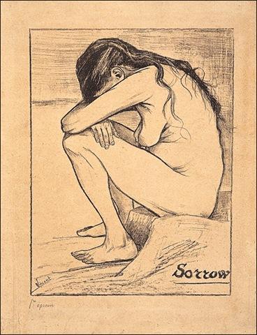 Sien Hoornik Sorrow