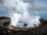 Slamet crater (Andy Dean, May 2011)
