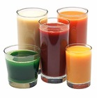 Five Juices to Weight Loss