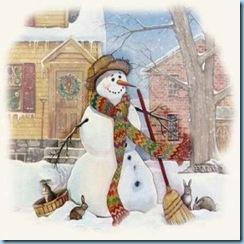 snowman-bunny-winter