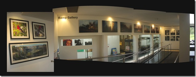 RAMP GALLERY pano