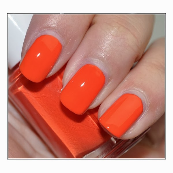 Red Orange Nail Polish Colors 5 Nail Polish Colors Trend For Spring Fashion 20111 Nail Colors And Designs