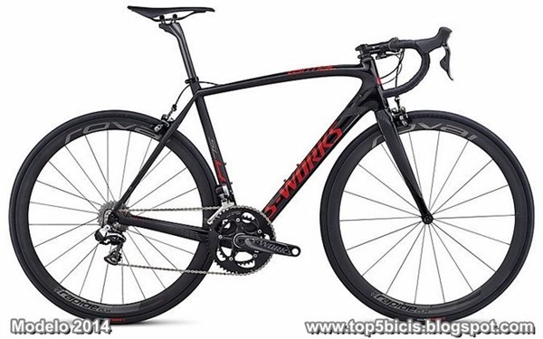 Specialized S-WORKS TARMAC SL4 DURA-ACE DI2 2014