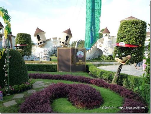 泰國曼谷芭達雅-夢幻世界夢遊仙境