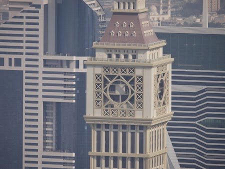 Big Ben din Dubai